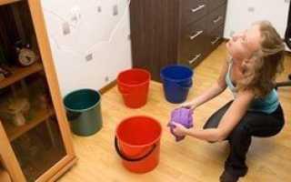 Что делать, если соседи залили квартиру: как составить акт