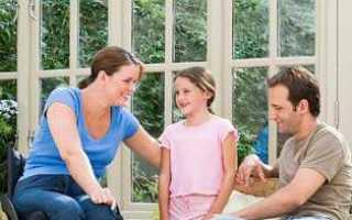 Недееспособный член семьи и право проживания в доме другого члена семьи