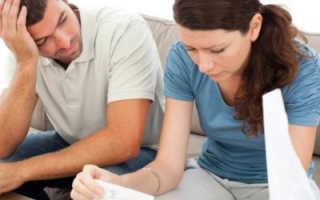Исковое заявление о взыскании алиментов без расторжения брака