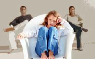 С кем остаются дети при разводе