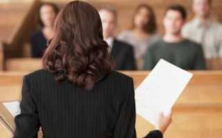 Назначение племянника своим представителем в суде